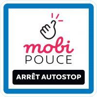 Panneau Arrêt MP